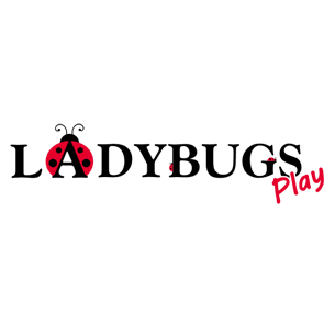 Lady Bugs Play Center logo